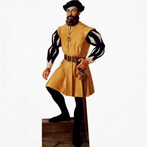 Magellan circumnavigated the world.