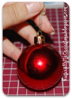 Handmade Xmas Decorations Ideas