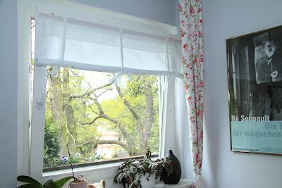 fadenwerkerin neue rollos f r die ganze wohnung. Black Bedroom Furniture Sets. Home Design Ideas
