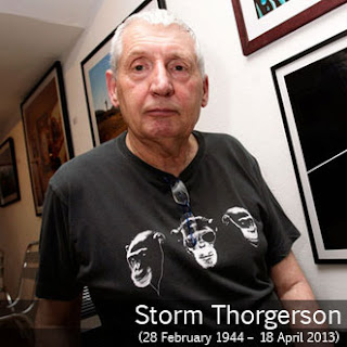 Rest In Peace, Storm Thorgerson