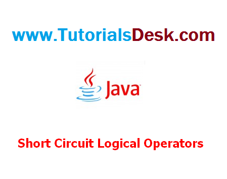 Short-Circuit Logical Operator In Java