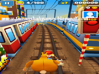 Subway surfers rio game play online