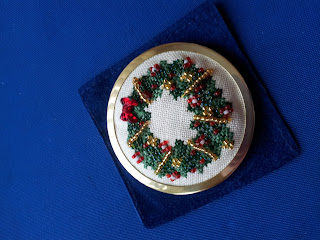 Different Ways of displaying your Cross Stitch/Beadwork