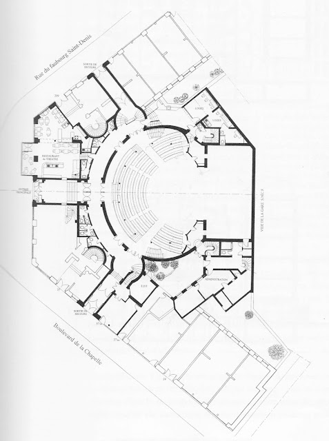 Design 6 Theatre Design Peter Brook Amp The Bouffes Du Nord