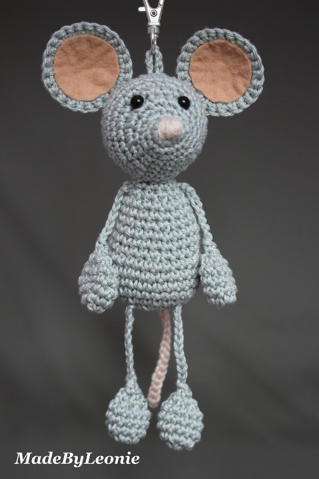 Crochet Pattern Free Mouse : MadeByLeonie