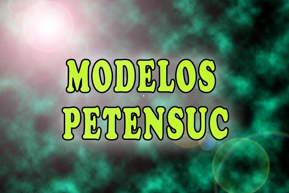 MODELOS PETENSUC