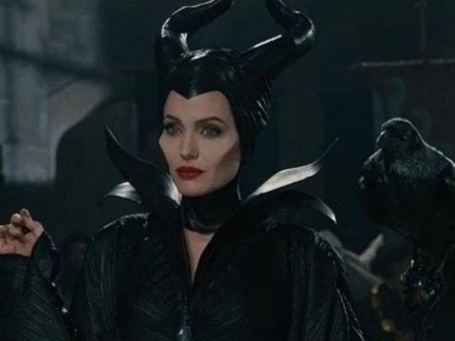 Doodlecraft Maleficent Costume