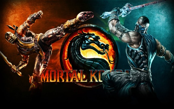 mortal kombat 9 scorpion and sub zero. Mortal Kombat 9