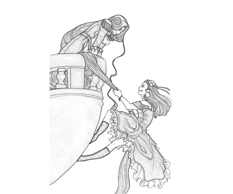 ron-deLite-scene-coloring-pages