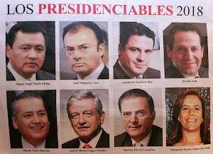 Mexico already looking ahead to 2018 presidential election