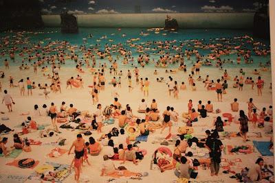 ocean dome 7%5B2%5D  قٌبة المحيط  أكثر الشواطئ الأصطناعية شعبية ، تخيل وكإنك امام شاطئ حقيقي !