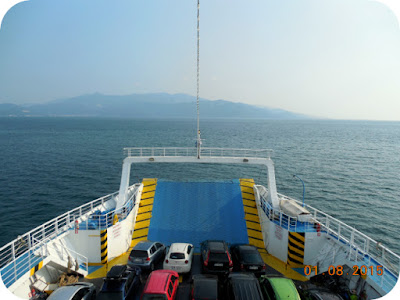 Ferry-boat full