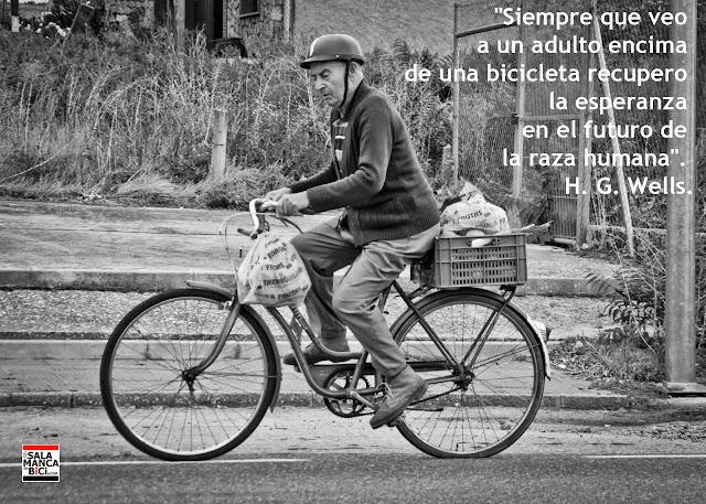 bicicleta salamanca