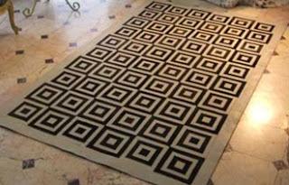 Exemplo de tapete com preço bom