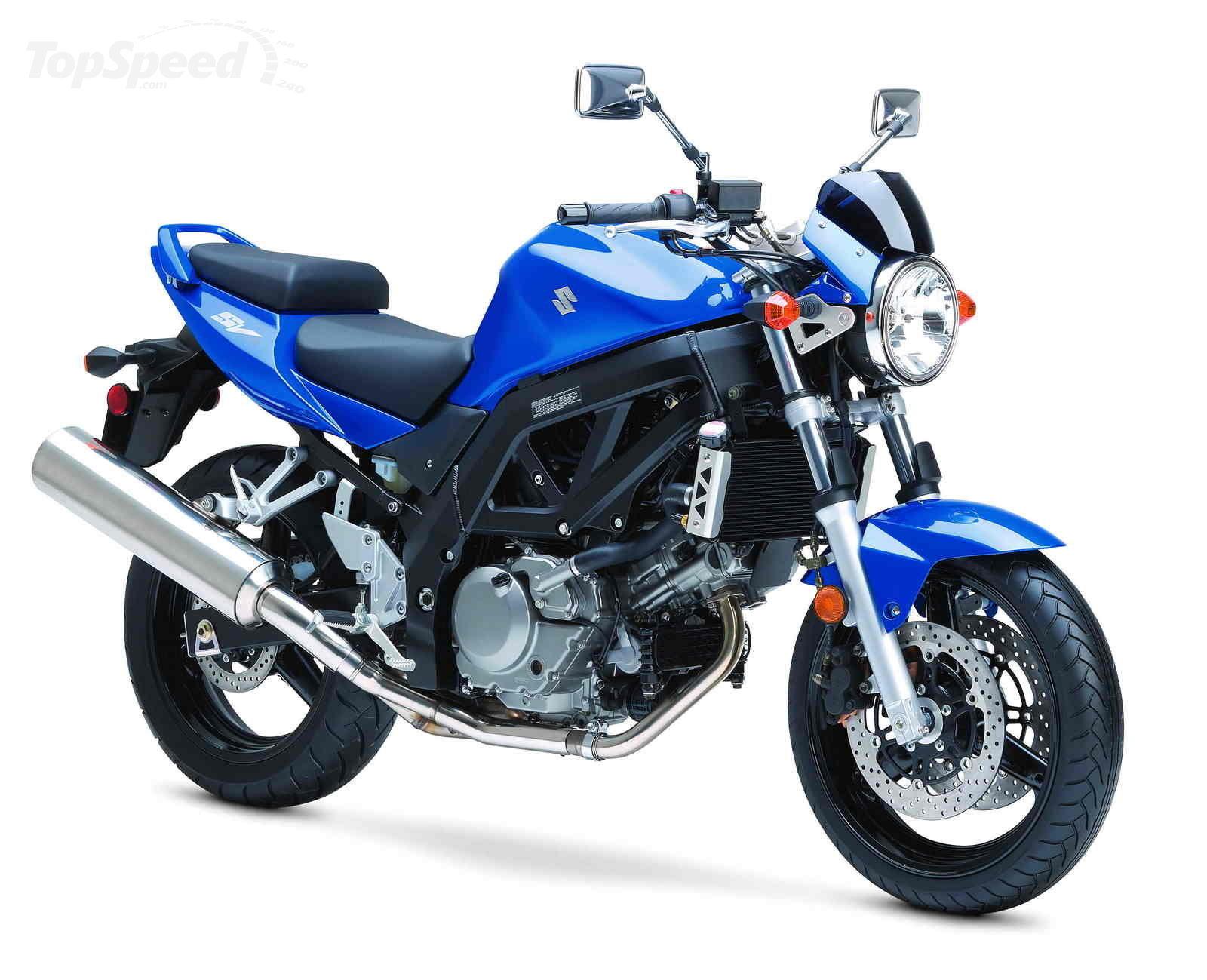 Suzuki Sv Reviews