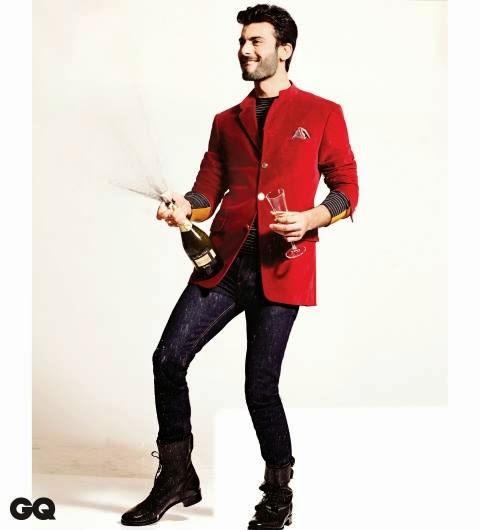 Fawad khan Wedding Photoshoot for GQ Magazine myipedia
