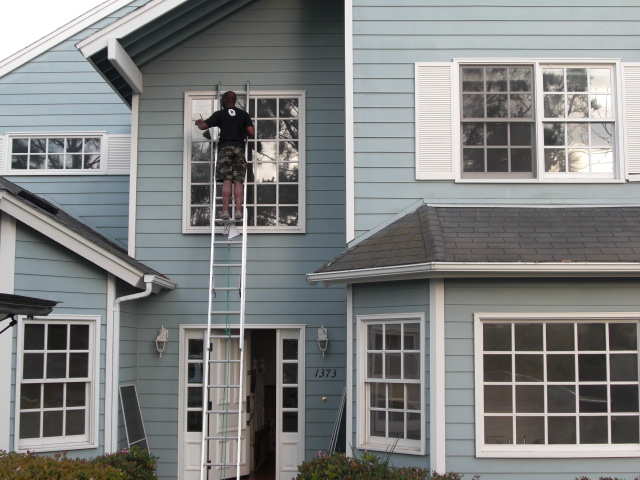 Mr window cleaner cleveland for Residential window manufacturers