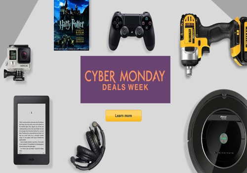 Amazon.ca Cyber Monday Deals Week