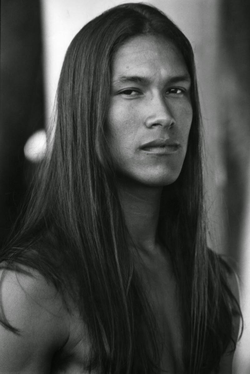 Rick Mora: Native American
