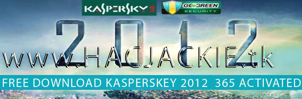 Kaspersky 2012 Anti-Virus Cracked For 360 Days