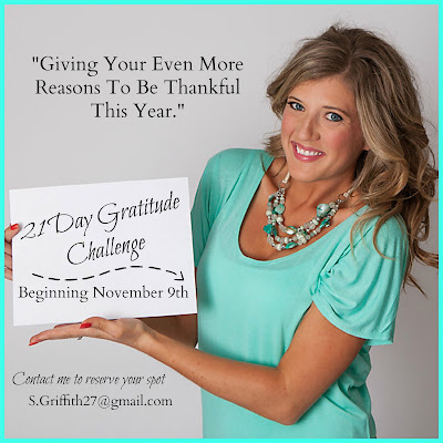 21 day challenge, 21 day fix, gratitude, blessings, thankful, thanksgiving, sarah griffith, elite beachbody coach, top beachbody