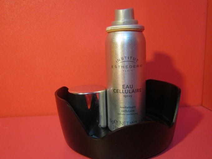 Değerlendirme #75: Institut Esthederm Eau Cellulaire Spray