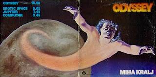 Miha Kralj - Odyssey (1982)