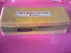 Kek Lapis Sarawak (Ore Oreo)