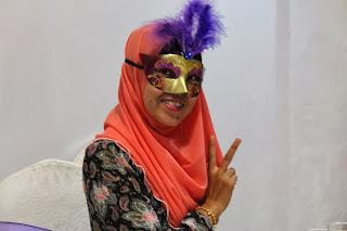 Masquerade Hi-Tea