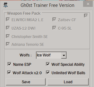 7BBgPiF Wolfteam Hayalet Trainer Envanter Name Esp Sınırsız Top Kurt Atak Hilesi