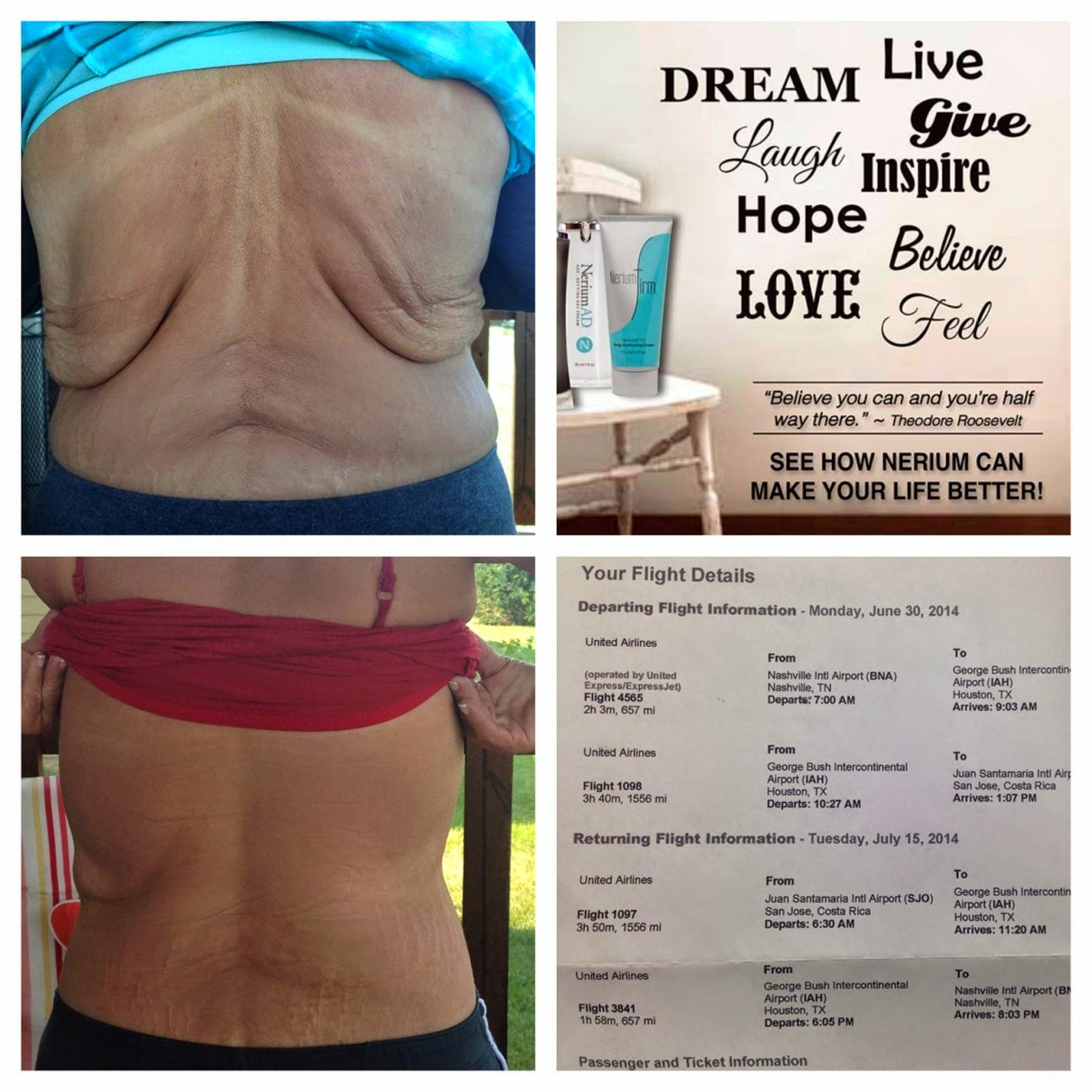 Nerium Firm Images Nerium Firm Results From