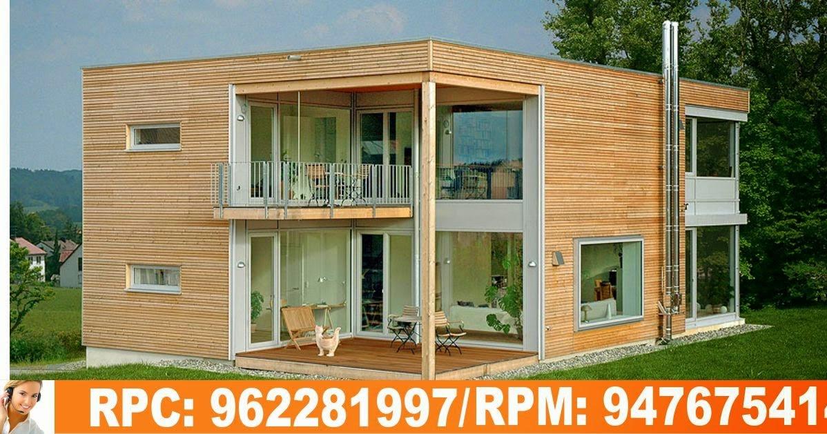 Una casa de madera prefabricada por un precio muy barato - Vivir en una casa prefabricada ...