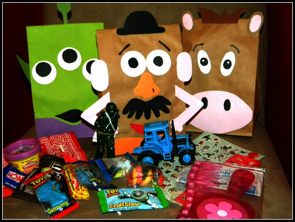Homemade Parties: Ryan's Birthday Party - Toy Story (