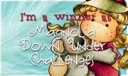 MDUC#226 Winner!! Yay!!