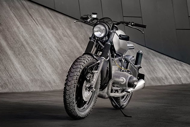 ER Motorcycles, BMW R69s Voltron