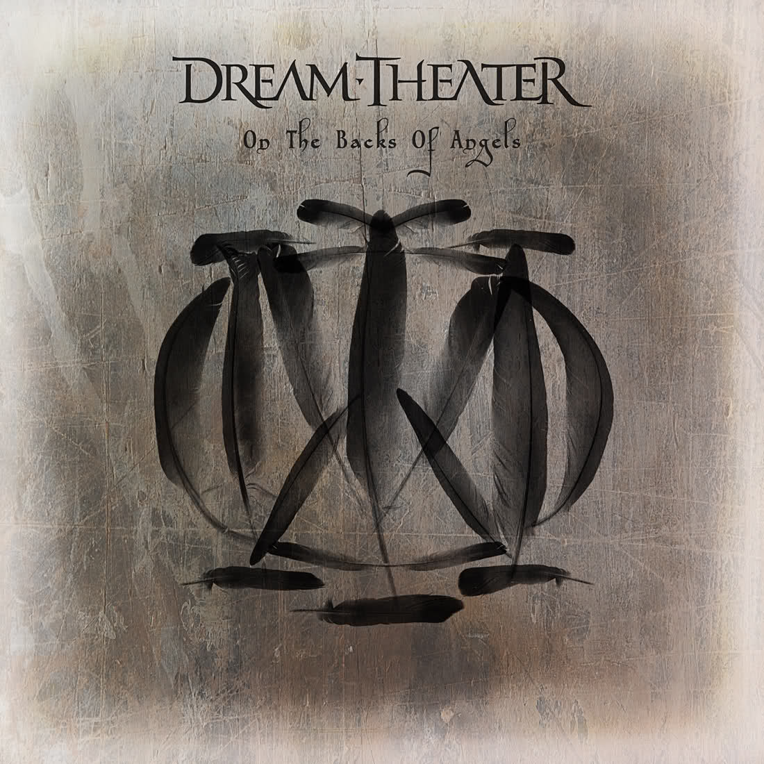 Dream Theater On The Back Of Angels