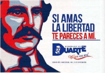 BICENTENARIO NACIMIENTO DE JUAN PABLO DUARTE.