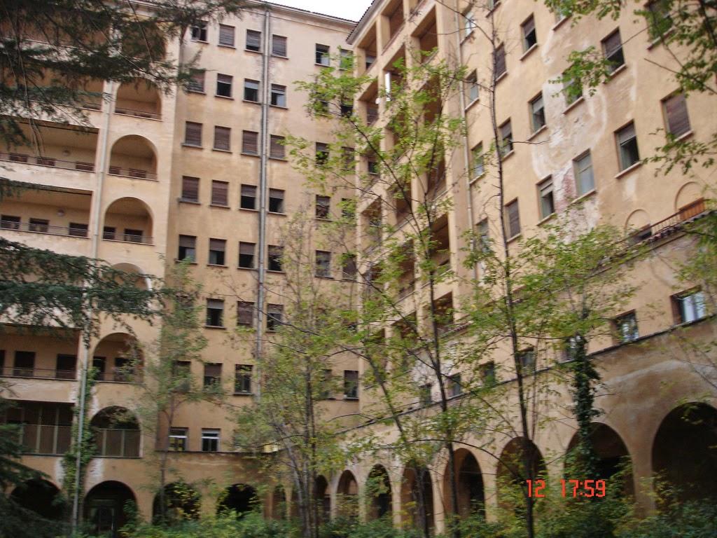 ERRANTIA investigación paranormal: El Hospital del Tórax, el Waverly ...