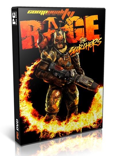 Expansion The Scorchers DLC Rage Versión 1.3 Juego para PC