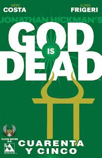 Actualización 19/12/2015: God is Dead #45, traducido por Floyd Wayne y maquetado por W.D. para la alianza Avatar.