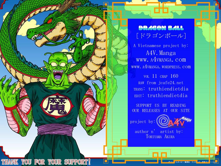 xem truyen moi - Dragon Ball - 7 Viên Ngọc Rồng - Chapter 160