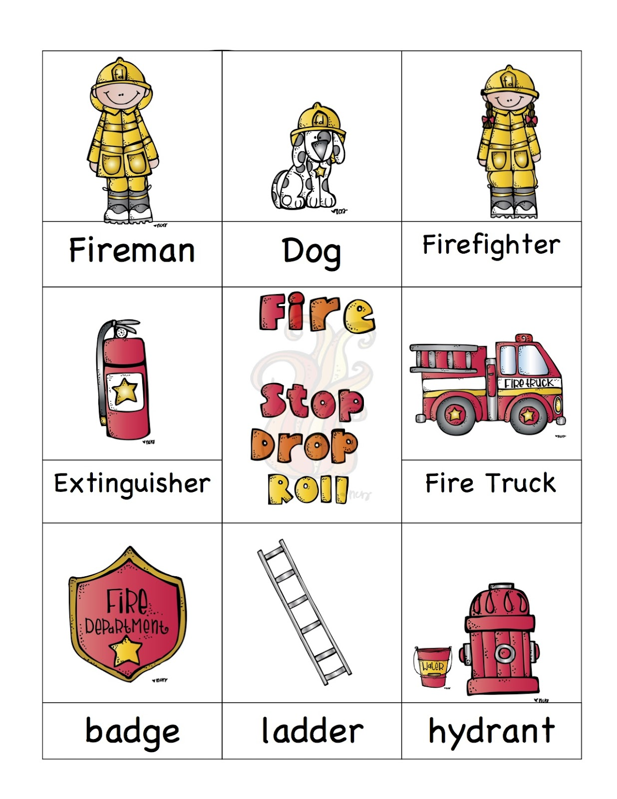 Fire Safety Worksheets Preschool http://owensfamily-gwyn.blogspot.com/2012/09/fire-safety-printable.html
