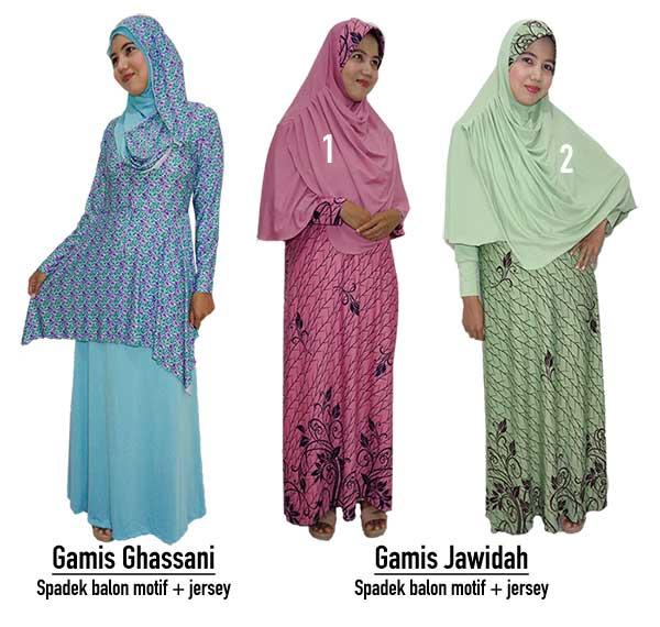 Obral Baju Gamis Muslimah Buat Lebaran Murah Meriah