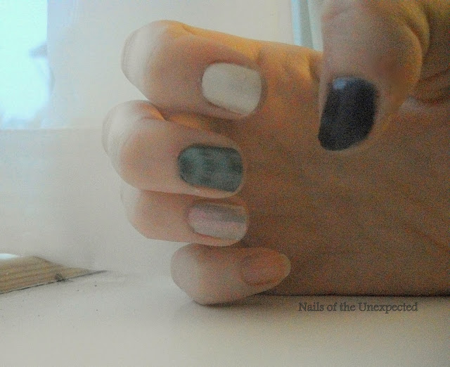 Green Magnet Mayfair Nails Inc Indian Ocean Models Own Swatch