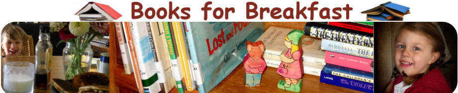 Books For Breakfast - Our Family Blog