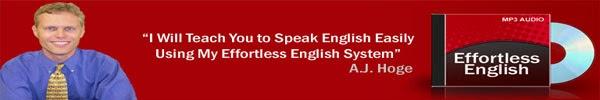 Mua đĩa Effortless English - Tự học Tiếng Anh giao tiếp hiệu quả
