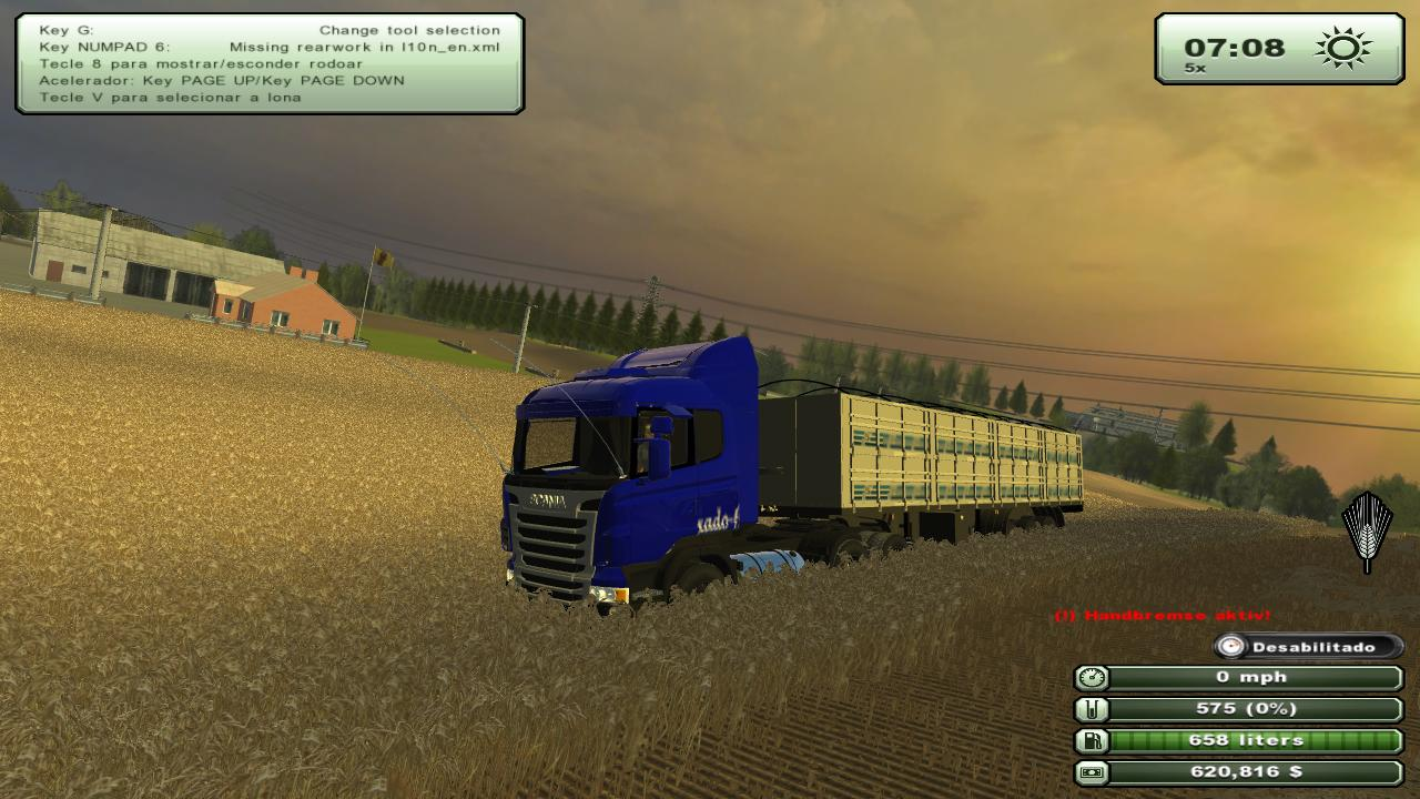 Pack de Mods para o Farming Simulator 2013 - Farming Simulator Oeste