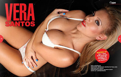 Vera Santos Hot Magazine