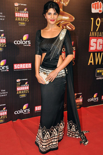 Who Wore What: 19th Colors Screen Awards- 2013