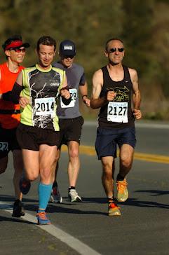 Napa Valley Marathon 2012